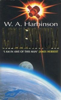 Millennium (Projekt Saucer, #4) - W.A. Harbinson