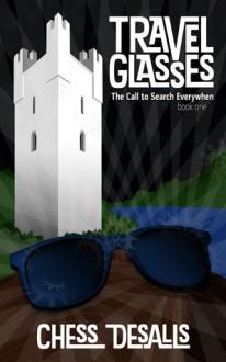 Travel Glasses - Chess Desalls