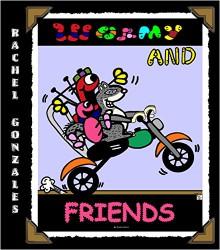 Wormy and Friends - Rachel Gonzales