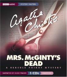 Mrs. McGinty's Dead - Hugh Fraser, Agatha Christie