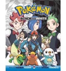 Pokemon Black and White, Vol. 3 - Hidenori Kusaka
