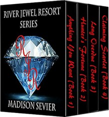RIVER JEWEL RESORT BOX SET Books 1-4 BOOK BUNDLE - Madison Sevier