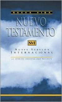 Holy Bible: NVI Nuevo Testamento Nueva Vida - Anonymous