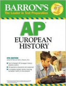 Barron's AP European History - James M. Eder