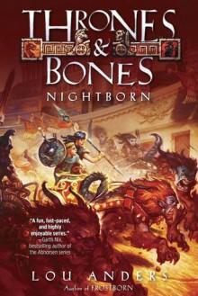 Nightborn - Lou Anders