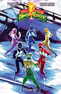 Mighty Morphin Power Rangers Vol. 2 - Corin Howell,Hendry Prasetya,Steve Orlando,Thony Silas,Kyle Higgins