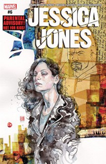 Jessica Jones (2016-) #6 - Michael Gaydos,David Mack,Brian Michael Bendis