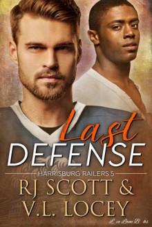 Last Defense - F. Scott Fitzgerald,V.L. Locey