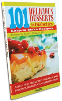 101 delicious desserts for diabetics - Sue Spitler