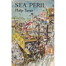 Sea Peril (Darnley Mills #3) - Philip Turner, Ian Ribbons