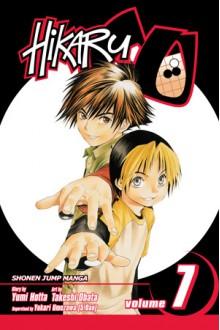 Hikaru no Go: The Young Lions Tournament, Vol. 7 - Yumi Hotta, Takeshi Obata