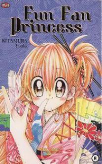 Fun Fan Princess - Yuuka Kitamura
