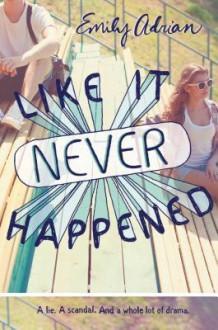 Like It Never Happened - Emily Adrian