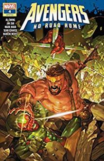 Avengers: No Road Home (2019) #4 (of 10) - Al Ewing,Mark Waid,Jim Zub,Yasmine Putri
