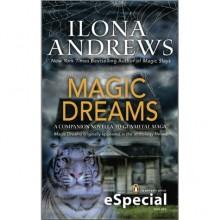 Magic Dreams (Kate Daniels, #4.5) - Ilona Andrews