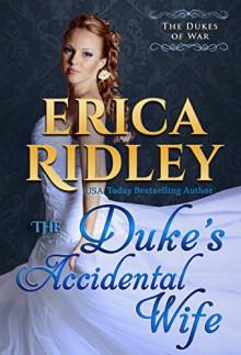 The Duke's Accidental Wife - Erica Ridley