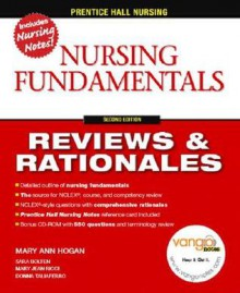 Prentice Hall Reviews & Rationales: Nursing Fundamentals (2nd Edition) - Mary Ann Hogan, Mary Jean Ricci