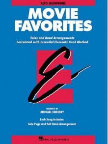 Movie Favorites-Alto Saxophone - Michael Sweeney