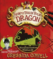 How to Train Your Dragon (Audiocd) - Cressida Cowell