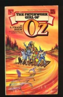 The Patchwork Girl of Oz - L. Frank Baum, John R. Neill
