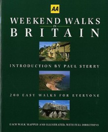 100 Weekend Walks in Britain - Automobile Association of Great Britain