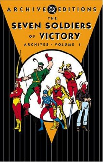 Seven Soldiers Of Victory Archives HC Vol 01 -