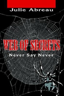 Web of Secrets: Never Say Never - Julie Abreau
