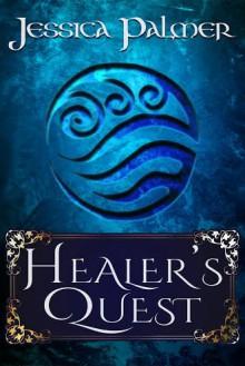 Healer's Quest (Point Fantasy) - Jessica Palmer