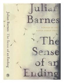 The sense of an ending / Julian Barnes - Julian Barnes