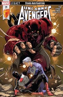 Uncanny Avengers (2015-) #29 - Sean Izaakse,Jim Zub,Daniel Silva