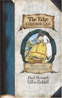 Midnight Over Sanctaphrax (Edge Chronicles) - Paul Stewart, Chris Riddell
