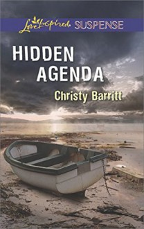 Hidden Agenda - Christy Barritt
