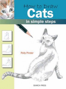 How to Draw Cats in Simple Steps - Polly Pinder