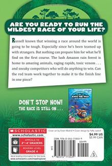 Race the Wild #1: Rain Forest Relay - Kristin Earhart