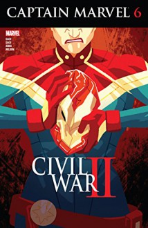 Captain Marvel (2016) #6 - Christos Gage,Ruth Gage,Kris Anka