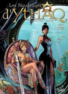 Les Naufragés D'ythaq, Tome 11: L'Haleine de l'Ogre - Christophe Arleston, Adrien Floch