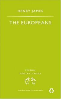 The Europeans (Audio) - Henry James, Eleanor Bron