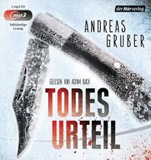 Todesurteil: Thriller (Maarten S. Sneijder und Sabine Nemez, Band 2) - Andreas Gruber,Achim Buch