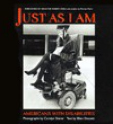 Just as I Am: Americans with Disabilities - Carolyn Sherer