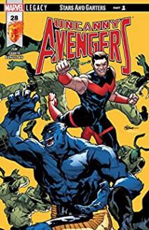 Uncanny Avengers (2015-) #28 - Sean Izaakse,Jim Zub,Daniel Silva