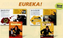 Eureka! - Michelle Bisson