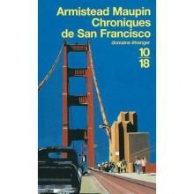 Chroniques de San Francisco (Chroniques de San Francisco, #1) - Armistead Maupin, Olivier Weber, Tristan Duverne