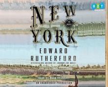 New York: The Novel - Edward Rutherfurd, Mark Bramhall