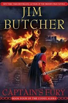 Captain's Fury - Jim Butcher