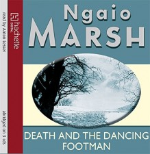 Death and the Dancing Footman - Anton Lesser, Ngaio Marsh