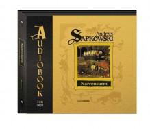 Narrenturm (audiobook CD) (Polska wersja jezykowa) - Andrzej Sapkowski