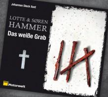 Das weiße Grab, 6 CDs (ADAC Motowelt Hörbuchedition) - Lotte Hammer, Søren Hammer, Johannes Steck, Günther Frauenlob