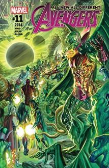 All-New, All-Different Avengers (2015-) #11 - Mahmud A. Asrar, Alex Ross, Mark Waid