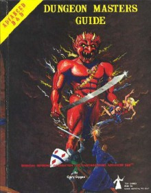 Dungeon Masters Guide - Gary Gygax, David D. Sutherland III