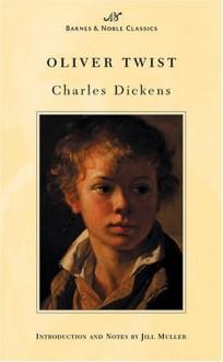 Oliver Twist - Charles Dickens, Jill Muller